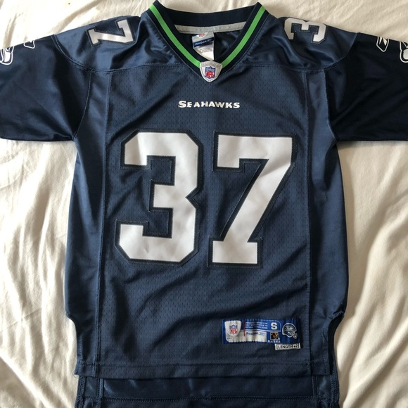 the best attitude e8f66 8b349 Seattle Seahawks jersey